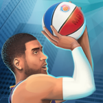 Shooting Hoops – 3 Point Basketball Games MOD Unlimited Money 3.85