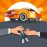 Used Car Dealer Tycoon MOD Unlimited Money 1.9.291