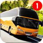 bus simulator coach hill driving game 2019 MOD Unlimited Money 0.18