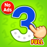 123 Numbers – Count & Tracing (MOD, Unlimited Money) 1.5.2