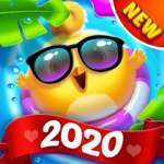 Bird Friends Match 3 Free Puzzle MOD Unlimited Money 1.4.9