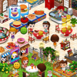 Cafeland – World Kitchen MOD Unlimited Money 2.1.40