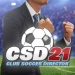 Club Soccer Director 2021 – Soccer Club Manager MOD Unlimited Money 1.3.0
