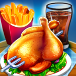 Cooking Express Star Restaurant Cooking Games MOD Unlimited Money 2.1.9