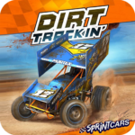 Dirt Trackin Sprint Cars MOD Unlimited Money 3.1.2