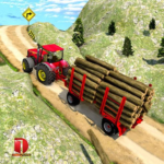 Drive Tractor trolley Offroad Cargo- Free 3D Games MOD Unlimited Money 2.0.21
