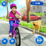 Family Pet Dog Home Adventure Game MOD Unlimited Money 1.1.3