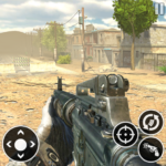 Freedom of Army Zombie Shooter Free FPS Shooting MOD Unlimited Money 1.4