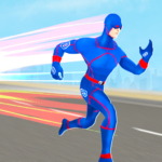 Grand Light Speed Robot Hero City Rescue Mission MOD Unlimited Money 1.1