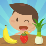 Learn fruits and vegetables – games for kids MOD Unlimited Money 1.4.9