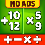 Math Games – Addition Subtraction Multiplication MOD Unlimited Money 0.0.5