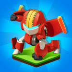 Merge Robots – Click Idle Tycoon Games MOD Unlimited Money 1.4.3