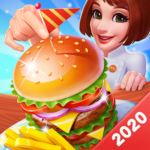 My Restaurant Crazy Cooking Madness Game MOD Unlimited Money 1.0.1