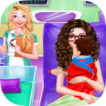 Newborn Care Game Pregnant games Mommy in Hospital MOD Unlimited Money 4.0.0