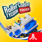RollerCoaster Tycoon Touch – Build your Theme Park MOD Unlimited Money 3.12.3