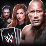 WWE SuperCard Multiplayer Card Battle Game MOD Unlimited Money 4.5.0.5198429