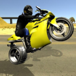 Wheelie King 3D – Realistic free motorbike racing MOD Unlimited Money 1.0