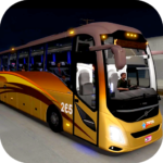 City Coach Bus Driving Sim Bus Games 2020 MOD Unlimited Money 0.2