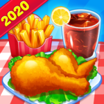 Cooking Dream Crazy Chef Restaurant Cooking Games MOD Unlimited Money 5.15.133