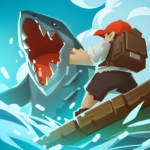 Epic Raft Fighting Zombie Shark Survival MOD Unlimited Money 0.7.25
