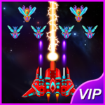 Galaxy Attack Alien Shooter Premium MOD Unlimited Money 28.5