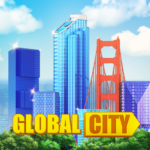 Global City Build your own world. Building Game MOD Unlimited Money 0.1.4389