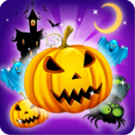 Halloween Smash 2020 – Witch Candy Match 3 Puzzle MOD Unlimited Money 2.2.5