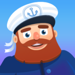 Idle Ferry Tycoon – Clicker Fun Game MOD Unlimited Money 1.4.12