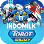 Indomilk Tobot Galaxy MOD Unlimited Money 1.1.a20