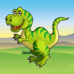 Kids Dino Adventure Game – Free Game for Children MOD Unlimited Money 26.1
