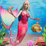 Mermaid Simulator 3D – Sea Animal Attack Games MOD Unlimited Money 1.9