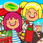 My Pretend Grocery Store – Supermarket Learning MOD Unlimited Money 1.8