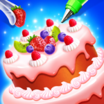 Sweet Cake Shop – Cooking Bakery MOD Unlimited Money