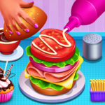 Cooking Square Food Street MOD Unlimited Money 1.11