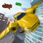 Flying Car Driving 2020 – Real Driving Simulator MOD Unlimited Money 1.5