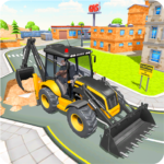 Heavy Excavator Sim 2020 Construction Simulator MOD Unlimited Money 15.0.4