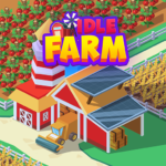 Idle Farm Tycoon – Cash Empire MOD Unlimited Money