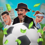 Idle Soccer Tycoon – Free Soccer Clicker Games MOD Unlimited Money 3.1.3