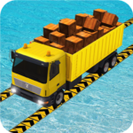 Indian Cargo Truck Impossible Tracks MOD Unlimited Money 1.4