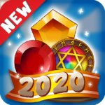 Jewels Magic Kingdom Match-3 puzzle MOD Unlimited Money 1.3.12