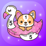 Magic Color – kids coloring book by numbers MOD Unlimited Money 2.12