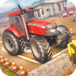 Offroad 3D Tractor Parking Games MOD Unlimited Money 1.2.20