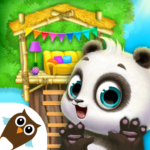 Panda Lu Treehouse – Build Play with Tiny Pets MOD Unlimited Money 1.0.453