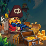 Pirate Mystery Island – Swamp Attack 2021 MOD Unlimited Money 1.9
