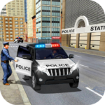 Police Spooky Jeep Parking Simulator V3 MOD Unlimited Money 1.1