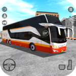 Real Bus Parking Parking Games 2020 MOD Unlimited Money 0.1