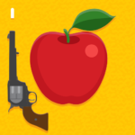 Red Apple Shooter – Fun Revolver Shooting Game MOD Unlimited Money 1.0.0