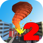Tornado.io 2 – The Game 3D MOD Unlimited Money 1.8.8