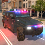 American Police Car Driving Offline Games No Wifi MOD Unlimited Money 1.5