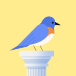 Bouncy Bird Casual Relaxing Flappy Style Game MOD Unlimited Money 1.0.1